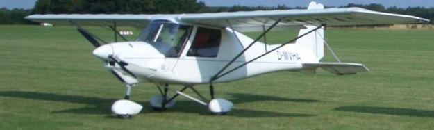 Ultraleicht Flugzeug C42