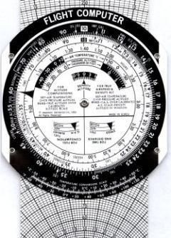 Flight Computer von Jeppesen